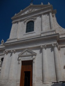 Locorotondo - la Chiesa Madre