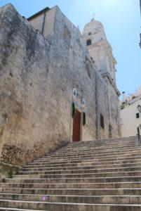 Vieste - Cattedrale Santa Maria della Assunta