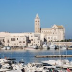 Trani - the harbour