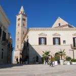 Trani - Piazza Sacra Regia Udienza