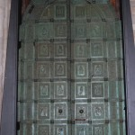 Trani - la Cattedrale original bronze door