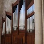 Trani - la Cattedrale - new organ