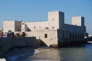 Trani - il Castello Svevo