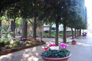 Trani - Villa Communale