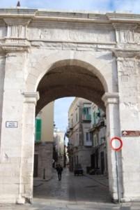 Molfetta - Via Piazza, Centro Antico