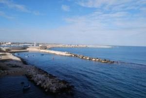 Molfetta - view from Torrione Passari