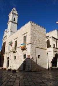 Molfetta - Largo Municipio