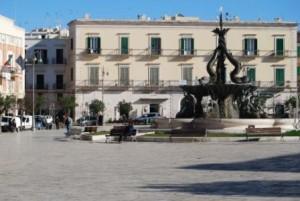 Giovinazzo - Piazza Vittorio Emanuele
