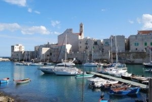 Giovinazzo - the port