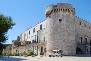 Conversano - il Castello