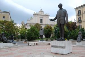 Foggia - Piazza Umberto Giordano