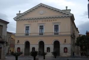 Foggia - Teatro Giordano