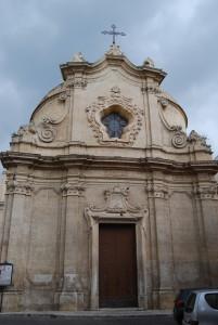 Foggia - Chiesa dell'Addolorata