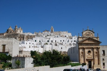 Puglia Towns And Cities