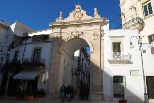 Martina Franca - la Porta di Santo Stefano