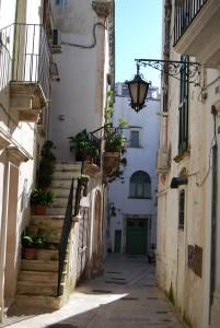 Martina Franca - il centro storico
