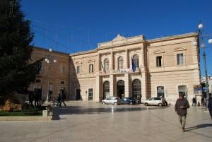Fasano - Piazza Ciaia / Palazzo Municipale