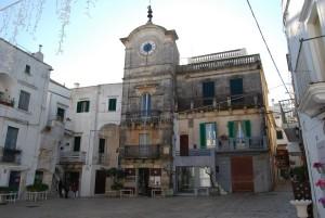 Cisternino - Piazza Vittorio Emanuele