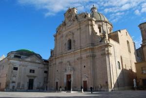 Francavilla Fontana - la Chiesa Matrice
