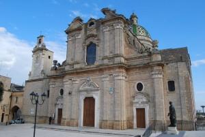 Oria - la Cattedrale di Maria Santissima Assunta in Cielo