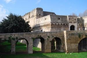 Bari - il Castello Svebo
