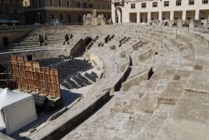 Lecce - Roman Amphitheatre