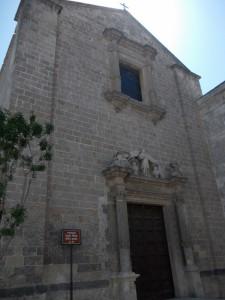 Leverano - Convento Santa Maria delle Grazie