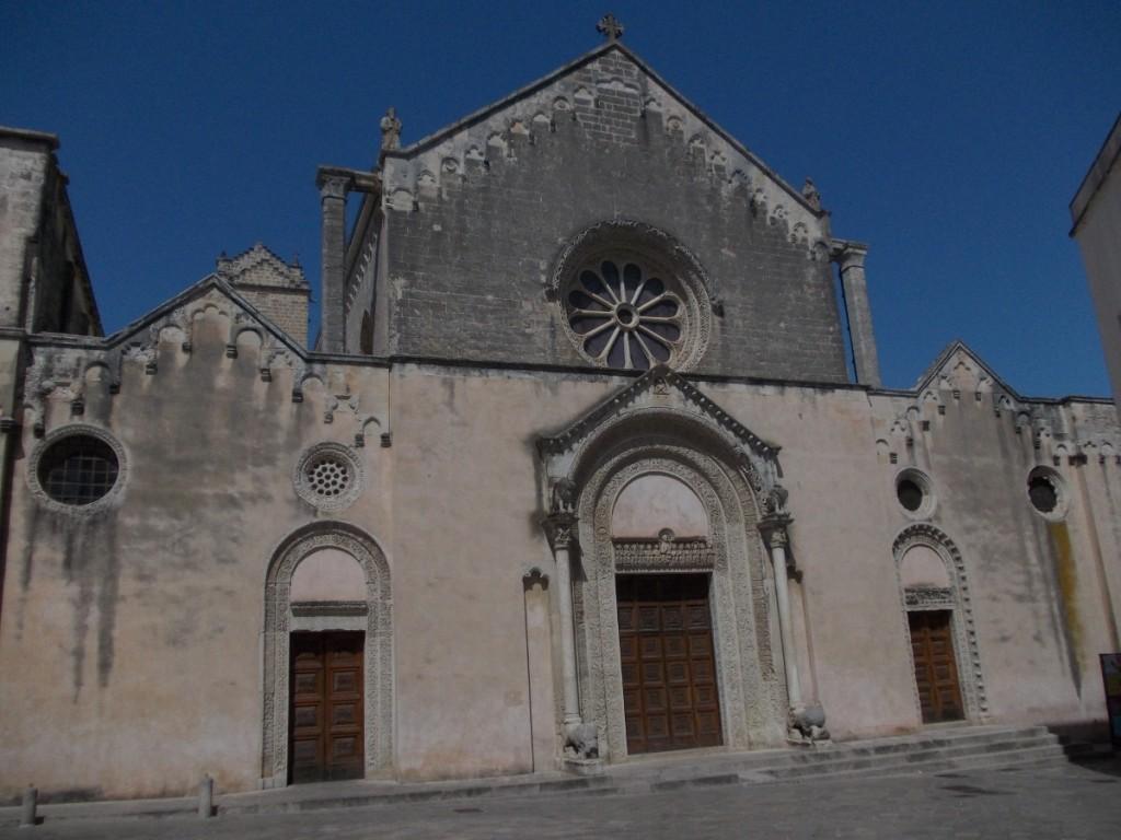 Galatina - Basilica di Santa Caterina