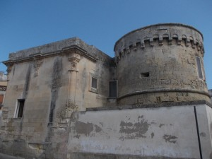 Martano - Palazzo Baronale