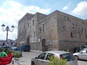 Laterza - il castello / Palazzo Marchesale
