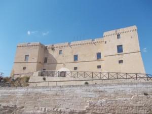 Palagianello - il castello
