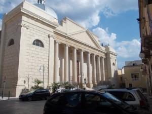 Massafra - la cattedrale