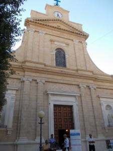 Crispiano - La Chiesa Madre Santa Maria della Neve