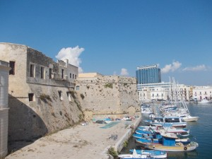 Gallipoli - old and new