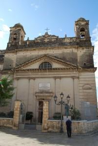 Massafra - Chiesa di Gesu' Bambino