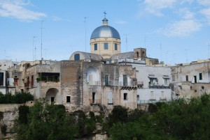 Massafra - il Duomo di San Lorenzo