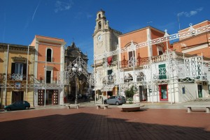 Massafra - Piazza Garibaldi