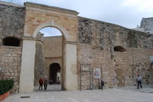 Otranto - la Porta Alfonsina