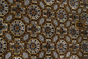 Otranto - la Cattedrale (roof)