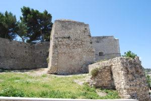Vieste - il Castello
