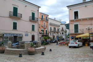 Rodi Garganico - Piazza Rovelli
