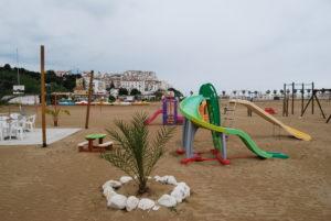 Rodi Garganico - la spiaggia