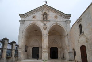 Monte Sant'Angelo - Santuario San Michele