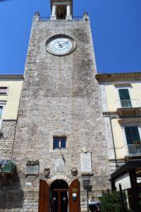 Terlizzi - Torre Maggiore del Castello Normanno